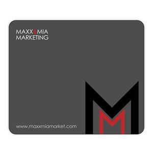 "THINS™ MATTE Plus™ Surface w/ Repositionable Backing Mouse Pad (8""x9 1/2""x.02"")"