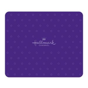 "DuraTrac Matte Plus™ Hard Surface Mouse Pad w/Heavy-Duty Rubber Backing (8""x9 1/2""x1/8"")"